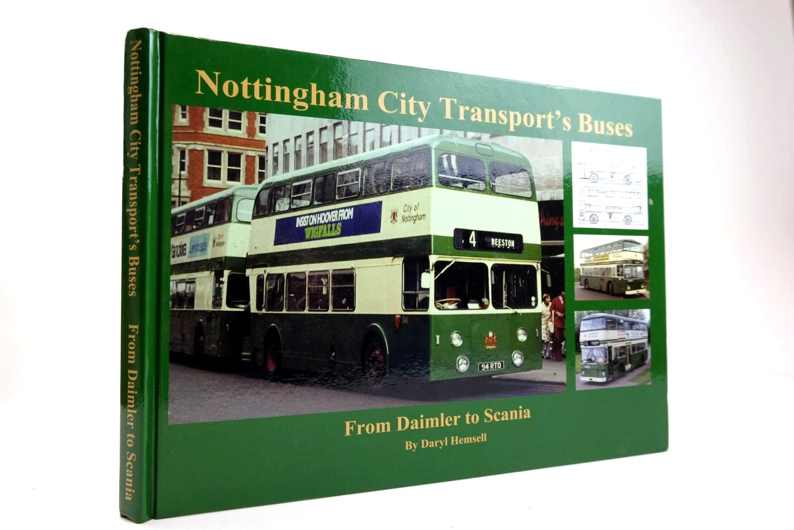Photo of NOTTINGHAM CITY TRANSPORT'S BUSES FROM DAIMLER TO SCANIA- Stock Number: 2132856