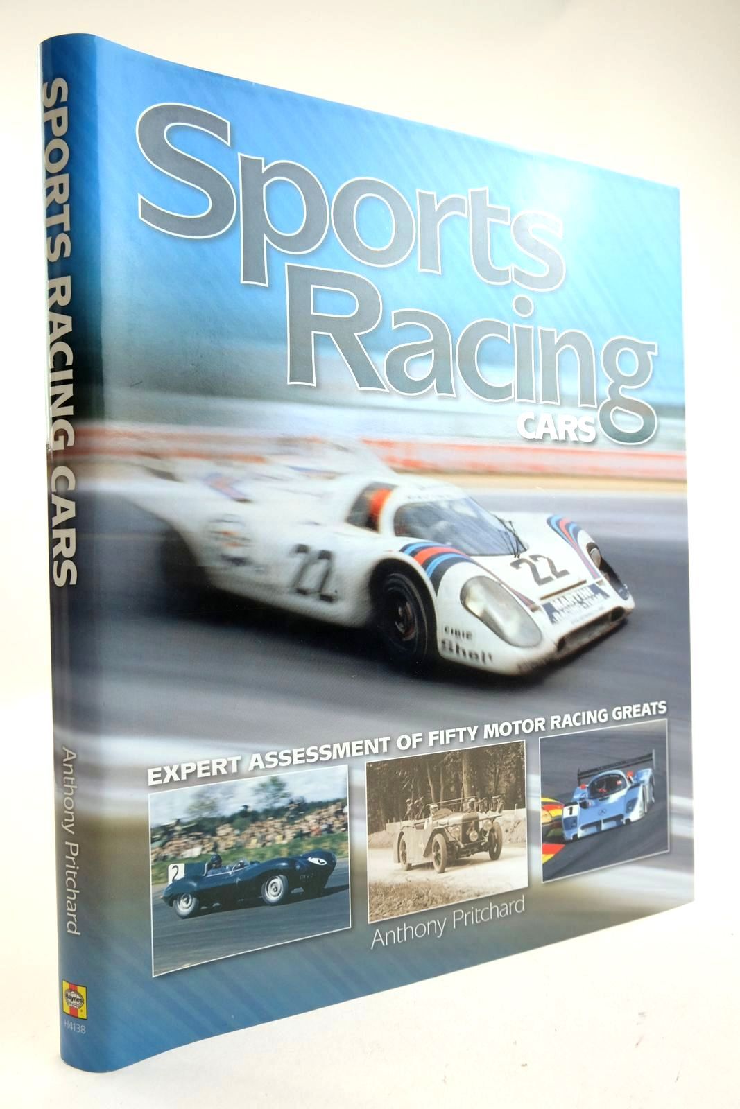 Photo of SPORTS RACING CARS written by Pritchard, Anthony published by Haynes Publishing (STOCK CODE: 2132857)  for sale by Stella & Rose's Books
