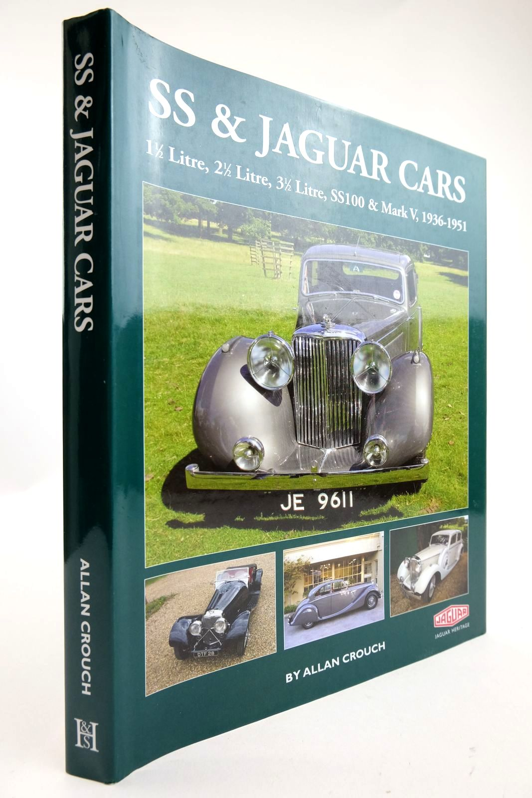 Photo of SS & JAGUAR CARS 1936-1951 written by Crouch, Allan published by Herridge & Sons (STOCK CODE: 2132859)  for sale by Stella & Rose's Books