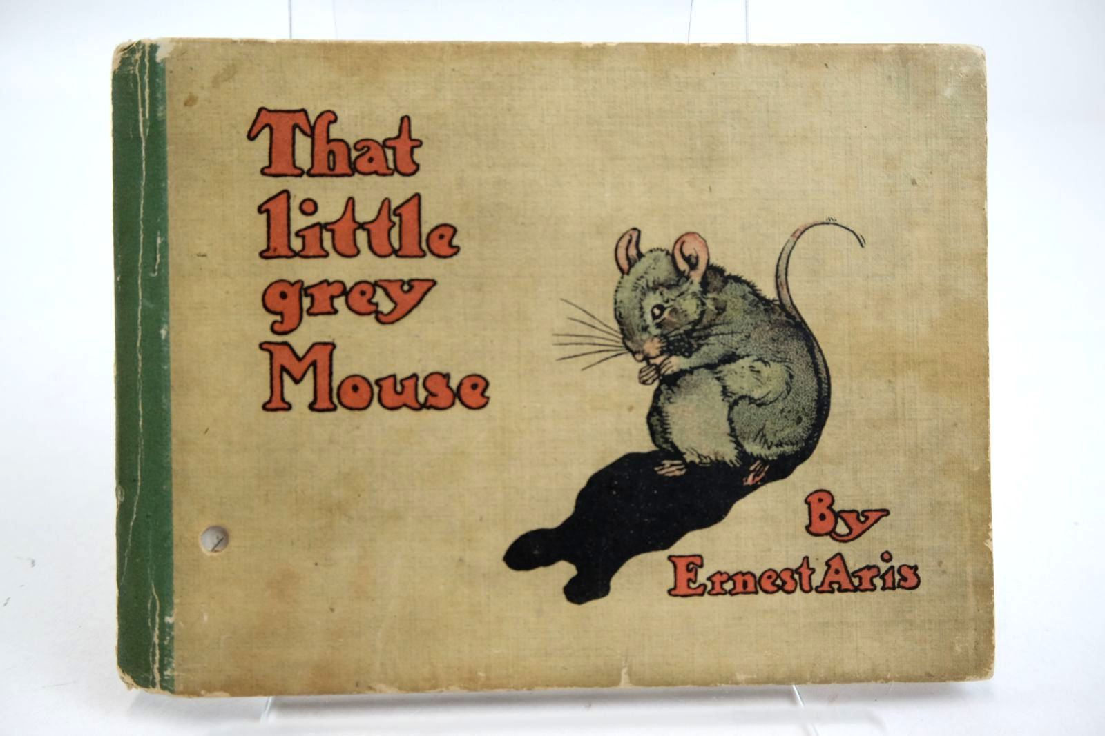 Photo of THAT LITTLE GREY MOUSE- Stock Number: 2132860