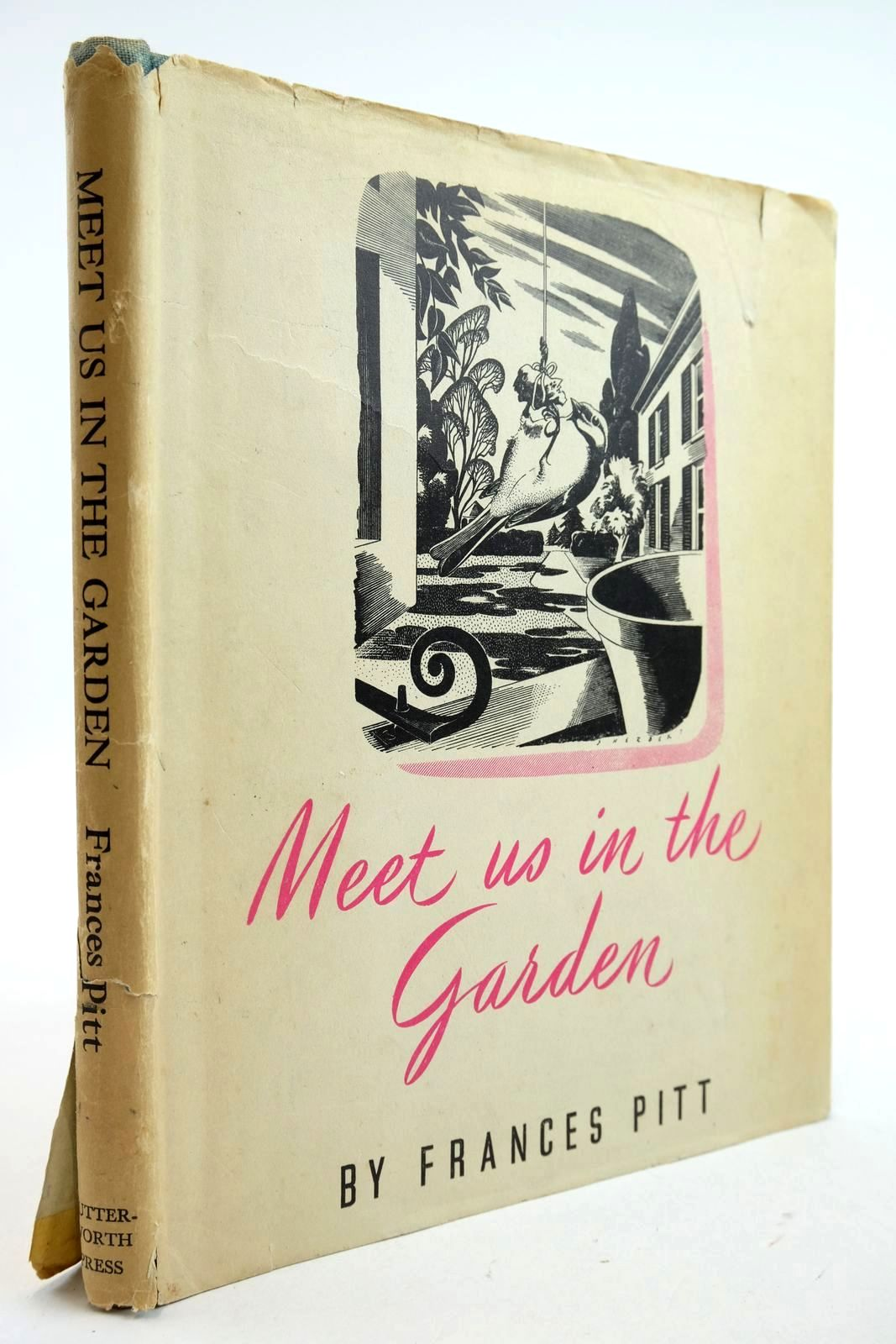 Photo of MEET US IN THE GARDEN written by Pitt, Frances illustrated by Herbert, Stanley published by Lutterworth Press (STOCK CODE: 2132865)  for sale by Stella & Rose's Books