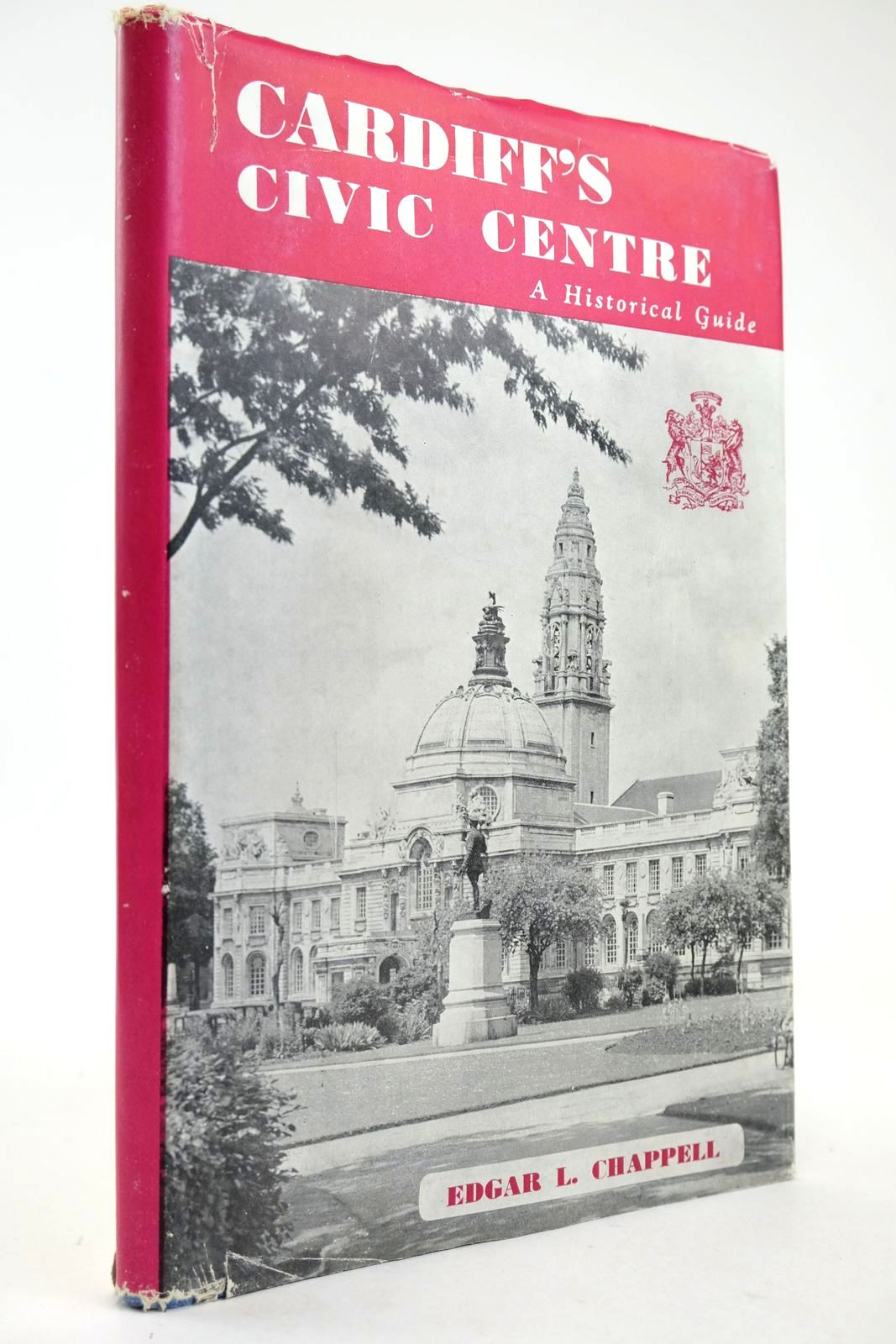 Photo of CARDIFF'S CIVIC CENTRE A HISTORICAL GUIDE written by Chappell, Edgar L. published by The Priory Press (STOCK CODE: 2132866)  for sale by Stella & Rose's Books