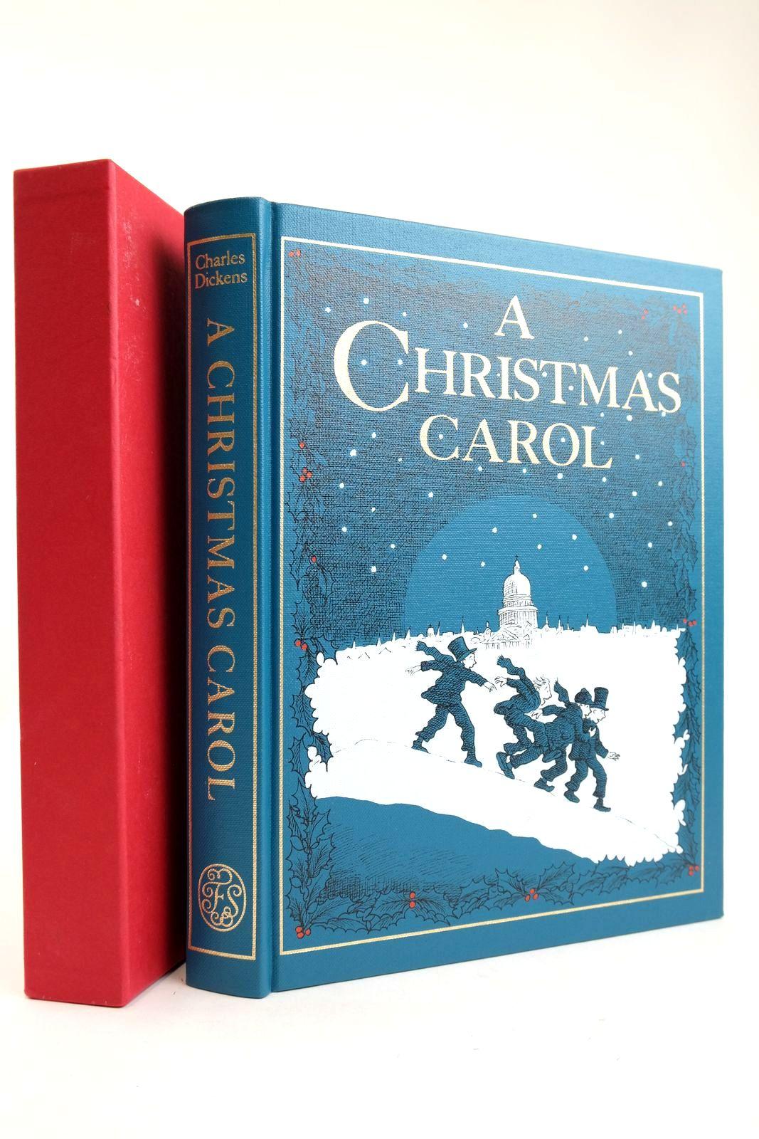Photo of A CHRISTMAS CAROL