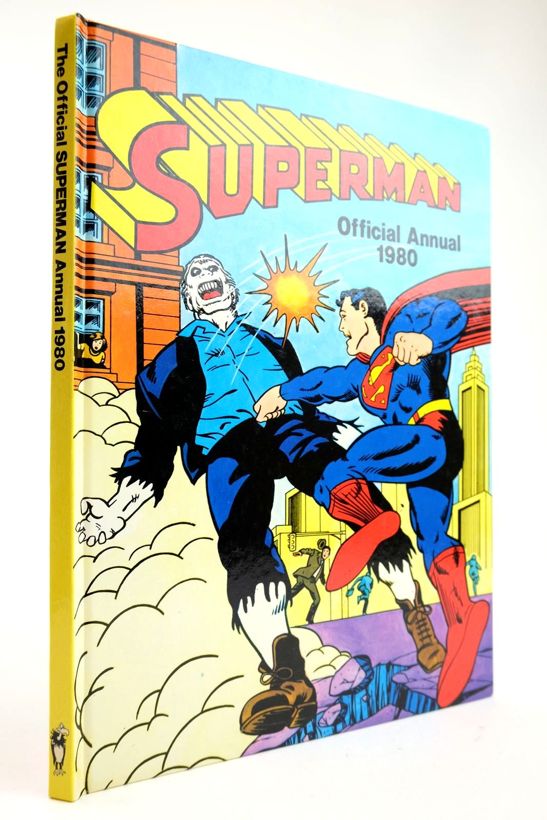 Photo of SUPERMAN OFFICIAL ANNUAL 1980- Stock Number: 2132872