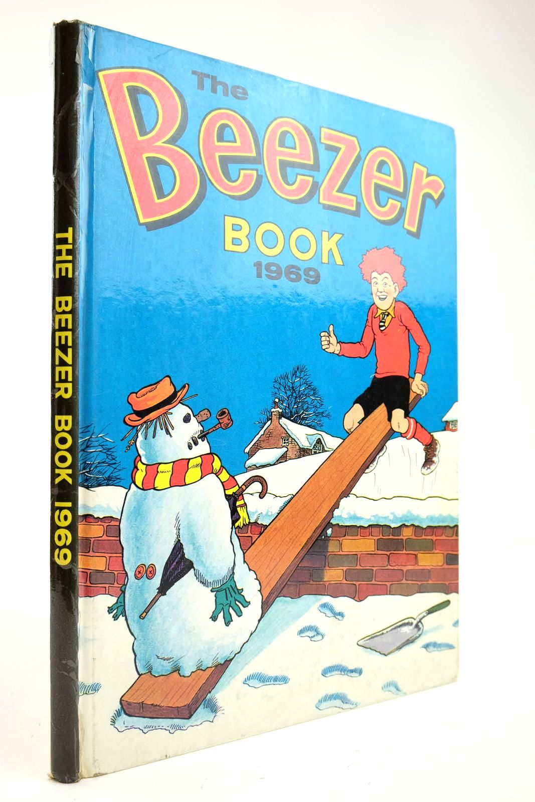 Photo of THE BEEZER BOOK 1969- Stock Number: 2132876