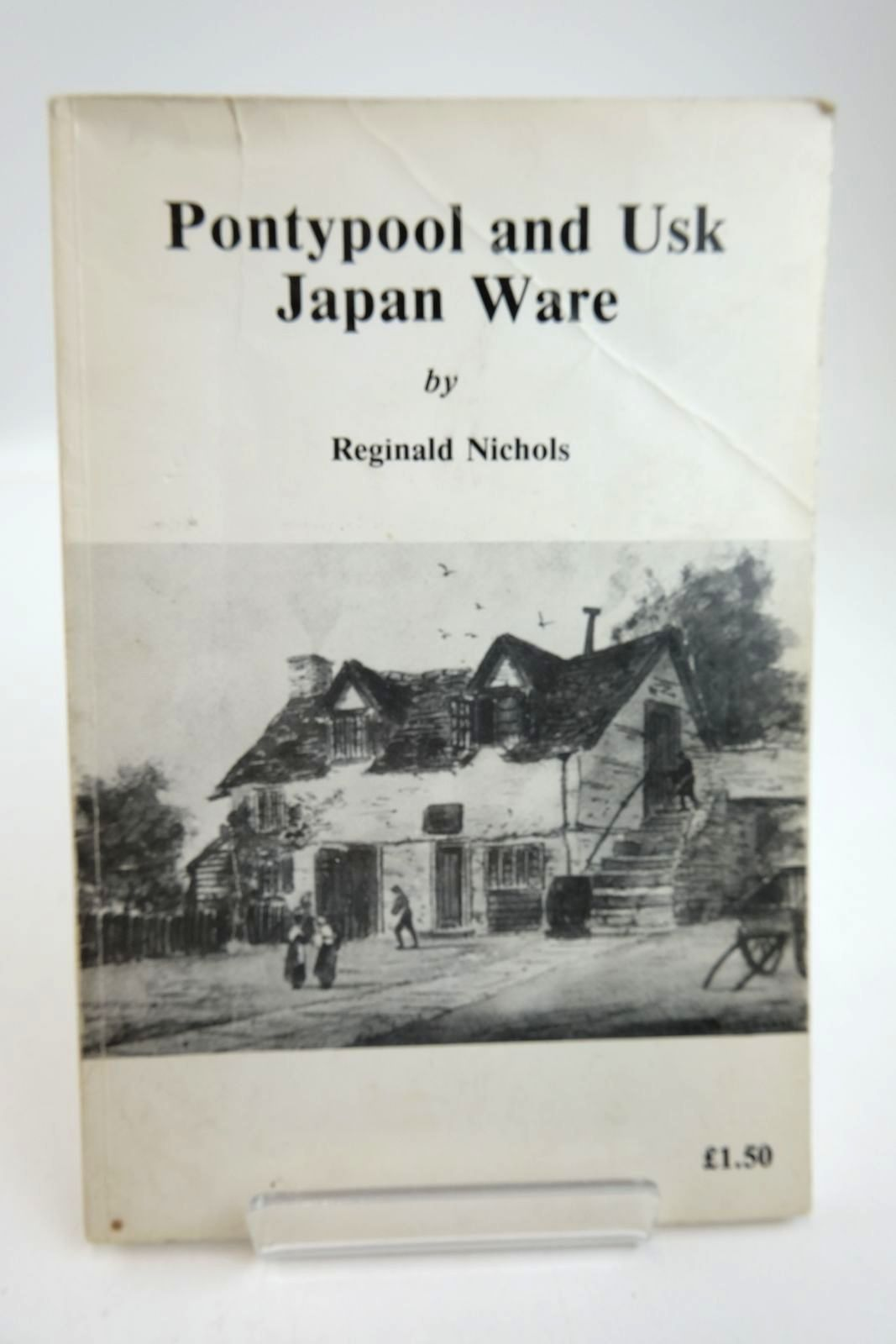 Photo of PONTYPOOL AND USK JAPAN WARE- Stock Number: 2132885