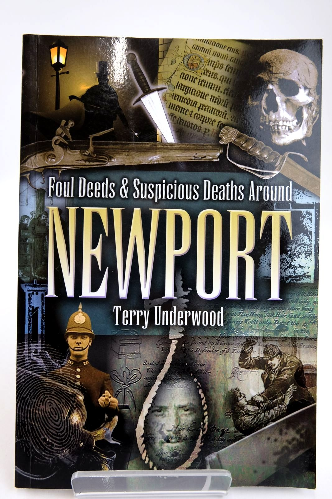 Photo of FOUL DEEDS & SUSPICIOUS DEATHS AROUND NEWPORT- Stock Number: 2132887