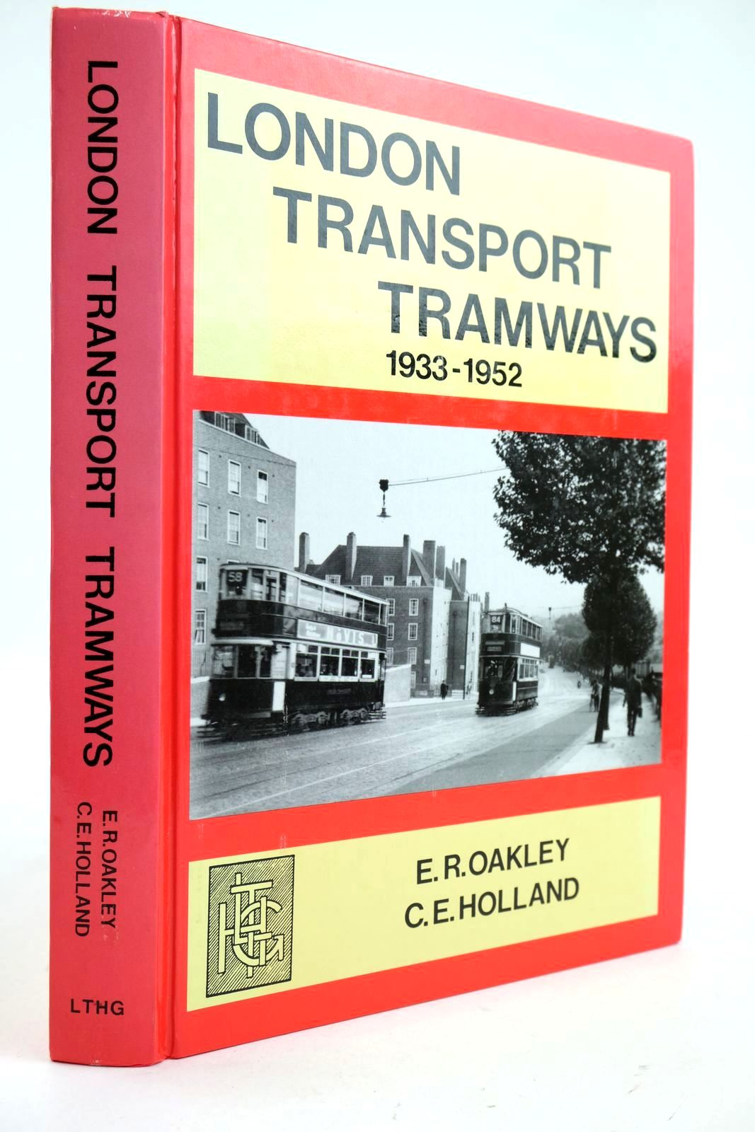 Photo of LONDON TRANSPORT TRAMWAYS 1933-1952- Stock Number: 2132897