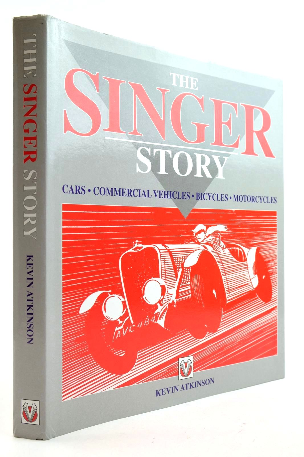 Photo of THE SINGER STORY written by Atkinson, Kevin published by Veloce Publishing Plc. (STOCK CODE: 2132904)  for sale by Stella & Rose's Books