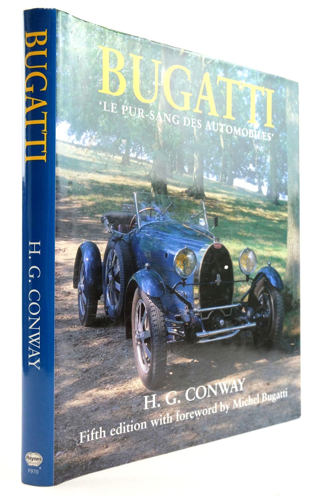 Photo of BUGATTI LE PUR-SANG DES AUTOMOBILES- Stock Number: 2132905