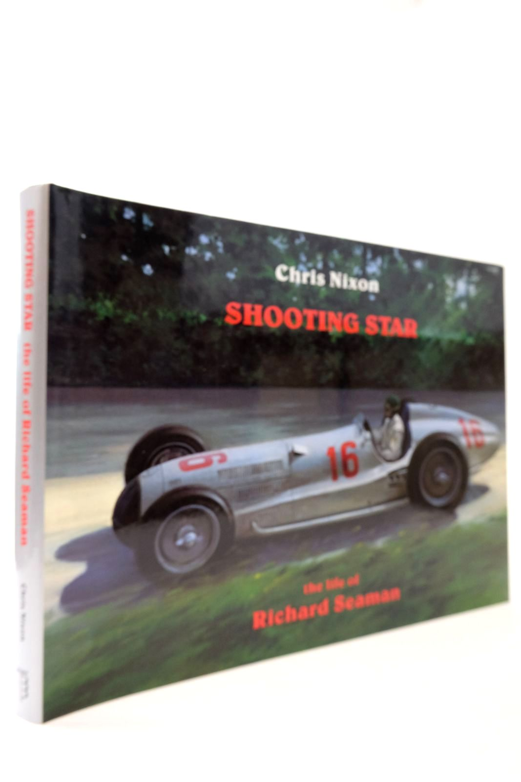 Photo of SHOOTING STAR THE LIFE OF RICHARD SEAMAN- Stock Number: 2132909
