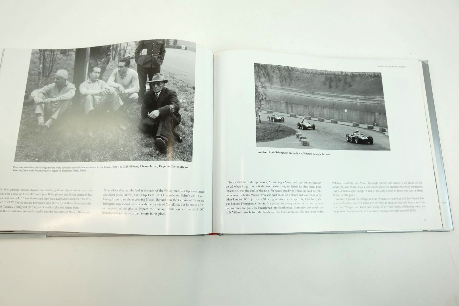 Photo of RIVALS LANCIA D50 AND MERCEDES-BENZ W196 written by Nixon, Chris published by Transport Bookman Publications (STOCK CODE: 2132910)  for sale by Stella & Rose's Books