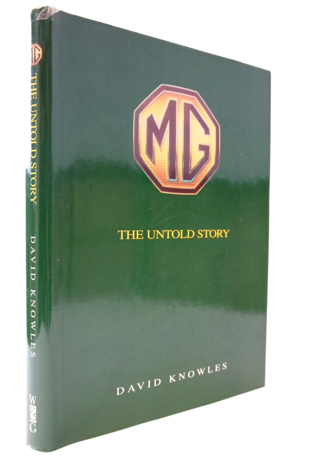 Photo of MG THE UNTOLD STORY- Stock Number: 2132911