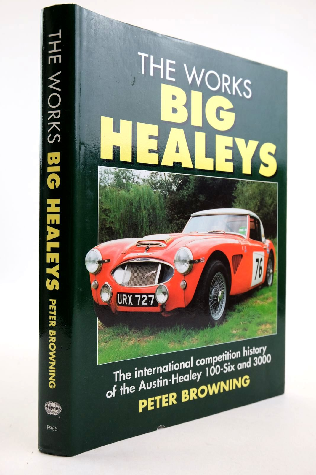 Photo of THE WORKS BIG HEALEYS- Stock Number: 2132914