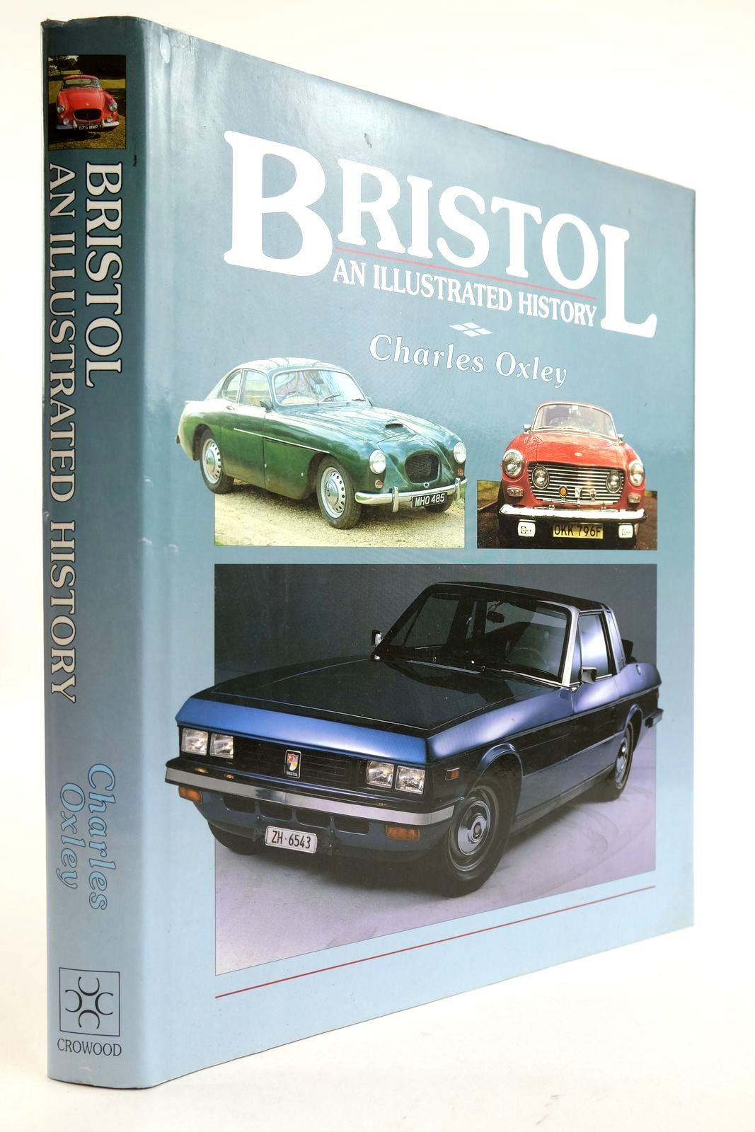 Photo of BRISTOL AN ILLUSTRATED HISTORY- Stock Number: 2132915
