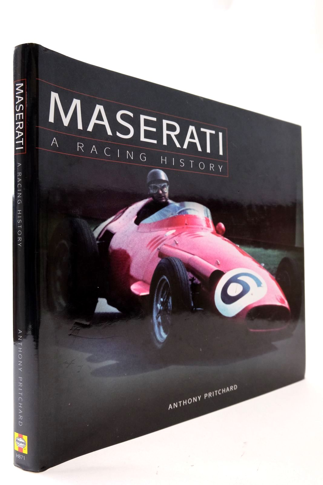Photo of MASERATI A RACING HISTORY- Stock Number: 2132917