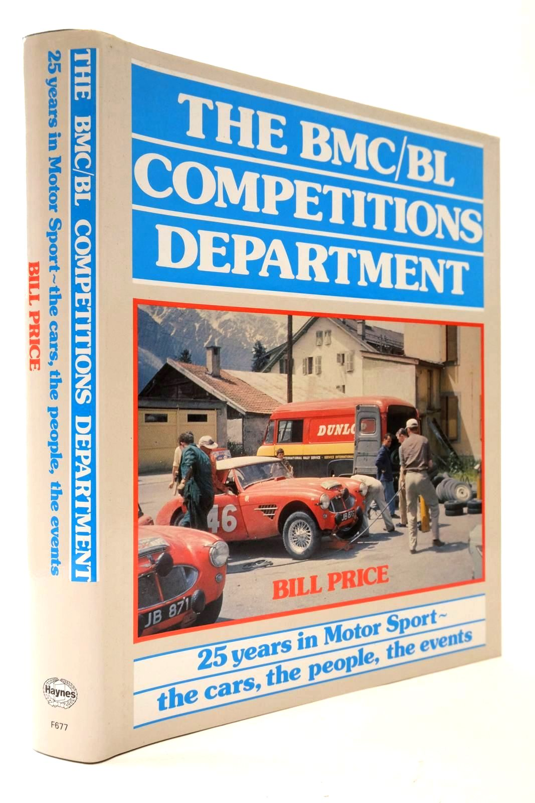Photo of THE BMC/BL COMPETITIONS DEPARTMENT- Stock Number: 2132918