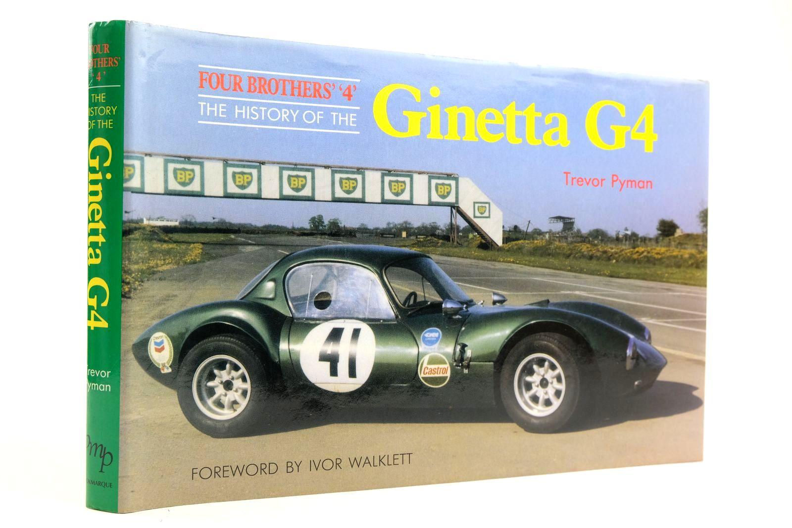 Photo of GINETTA G4- Stock Number: 2132923