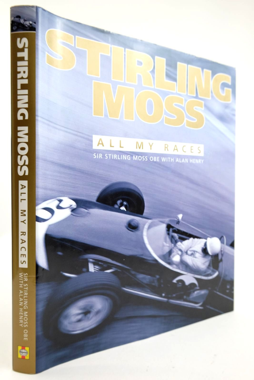 Photo of STIRLING MOSS: ALL MY RACES- Stock Number: 2132931