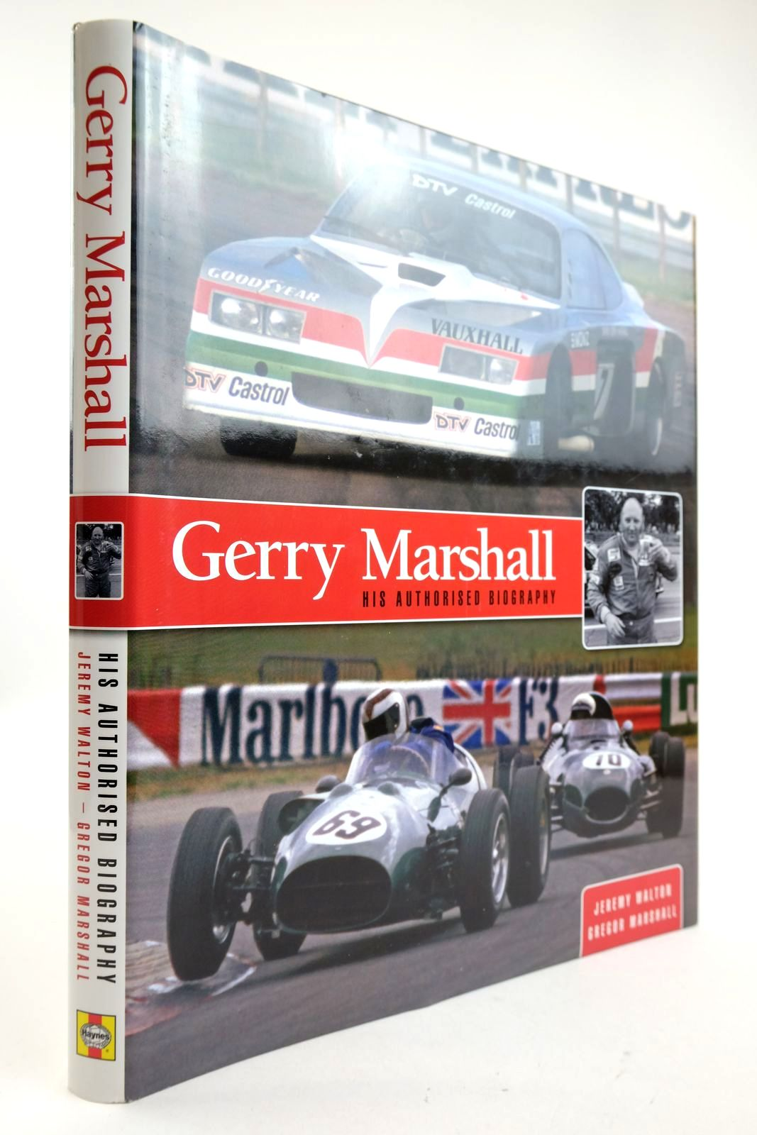 Photo of GERRY MARSHALL HIS AUTHORISED BIOGRAPHY written by Marshall, Gregor Walton, Jeremy published by Haynes Publishing Group (STOCK CODE: 2132933)  for sale by Stella & Rose's Books