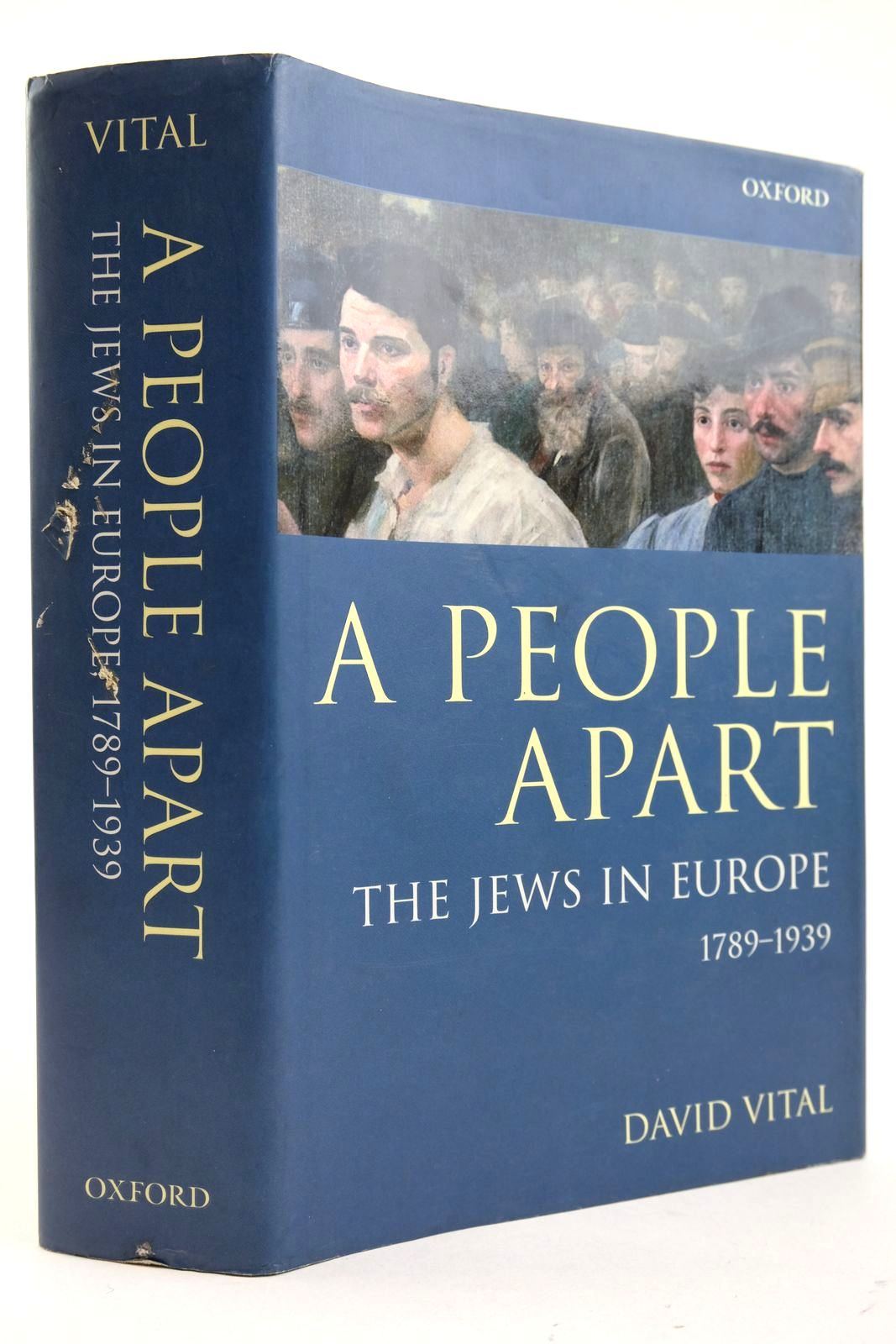 Photo of A PEOPLE APART THE JEWS IN EUROPE 1789-1939- Stock Number: 2132936