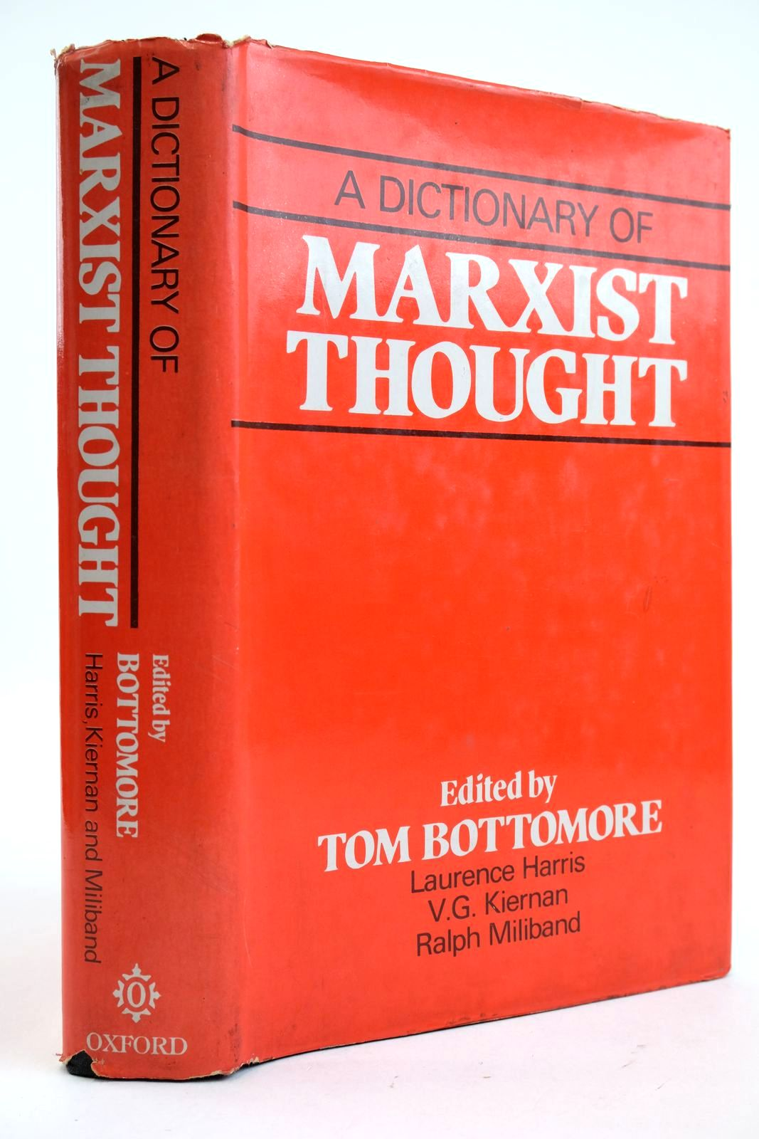 Photo of A DICTIONARY OF MARXIST THOUGHT- Stock Number: 2132937