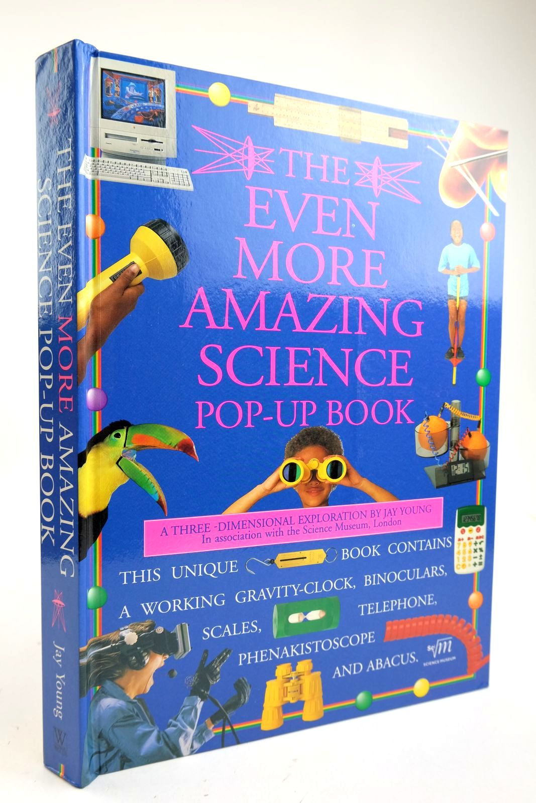 Photo of THE EVEN MORE AMAZING SCIENCE POP-UP BOOK written by Oxlade, Chris published by Franklin Watts (STOCK CODE: 2132954)  for sale by Stella & Rose's Books