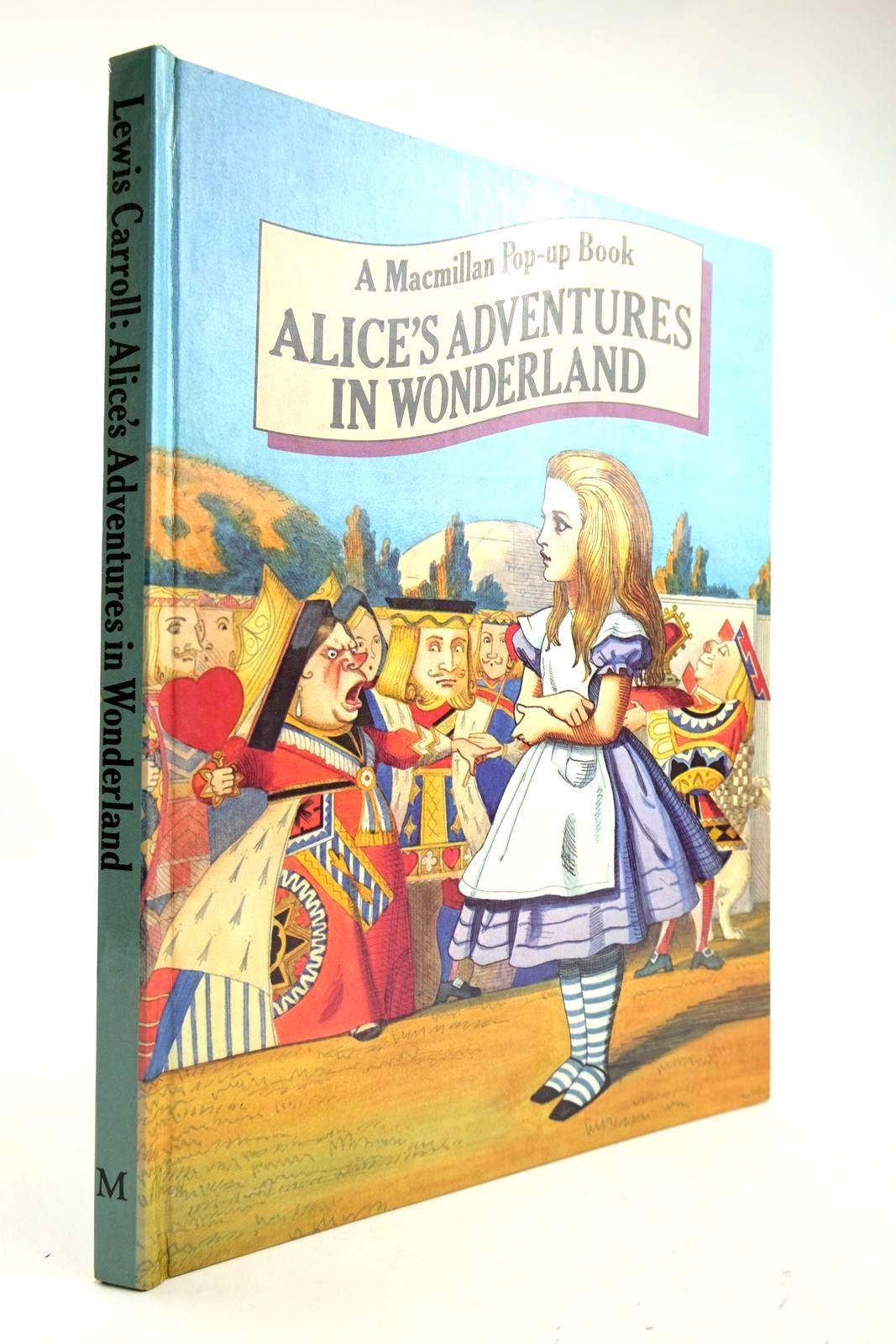 Photo of ALICE'S ADVENTURES IN WONDERLAND- Stock Number: 2132955