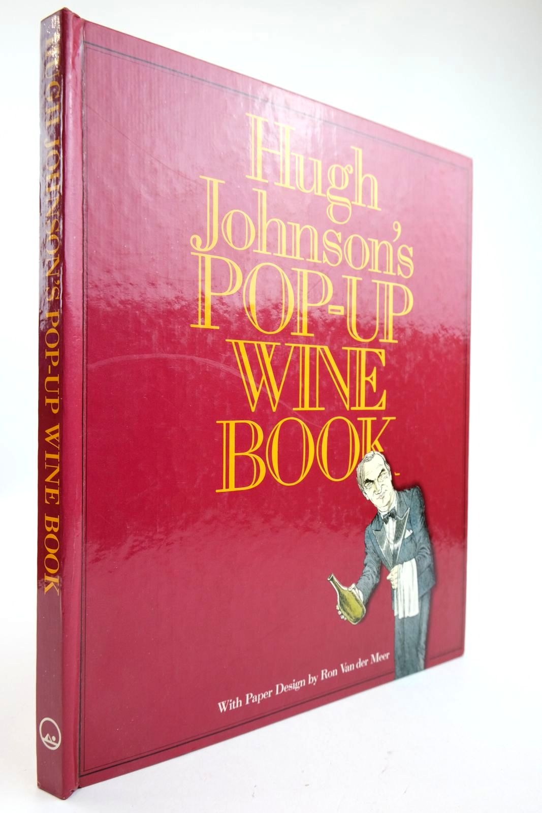 Photo of HUGH JOHNSON'S POP-UP WINE BOOK- Stock Number: 2132958
