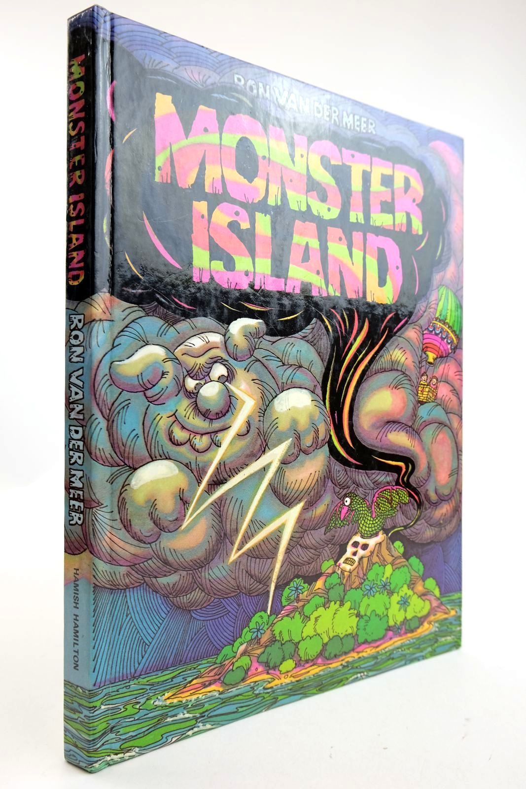 Photo of MONSTER ISLAND- Stock Number: 2132960
