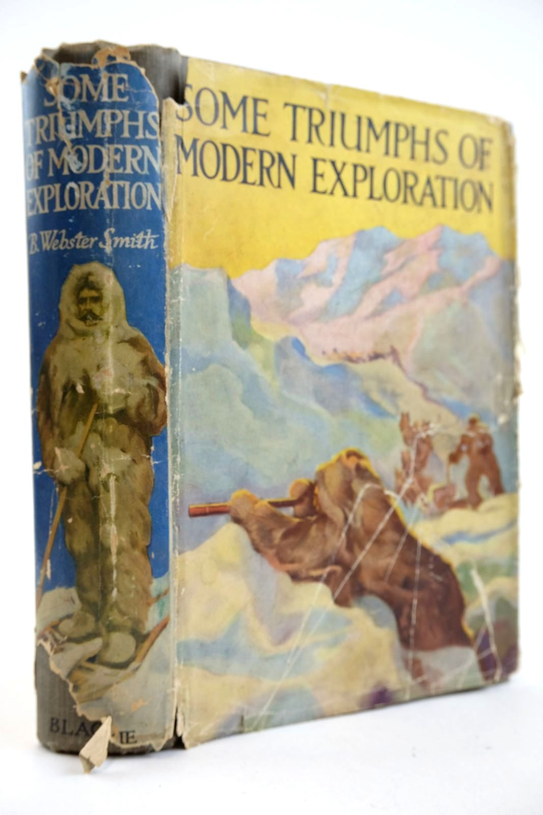 Photo of SOME TRIUMPHS OF MODERN EXPLORATION- Stock Number: 2132964