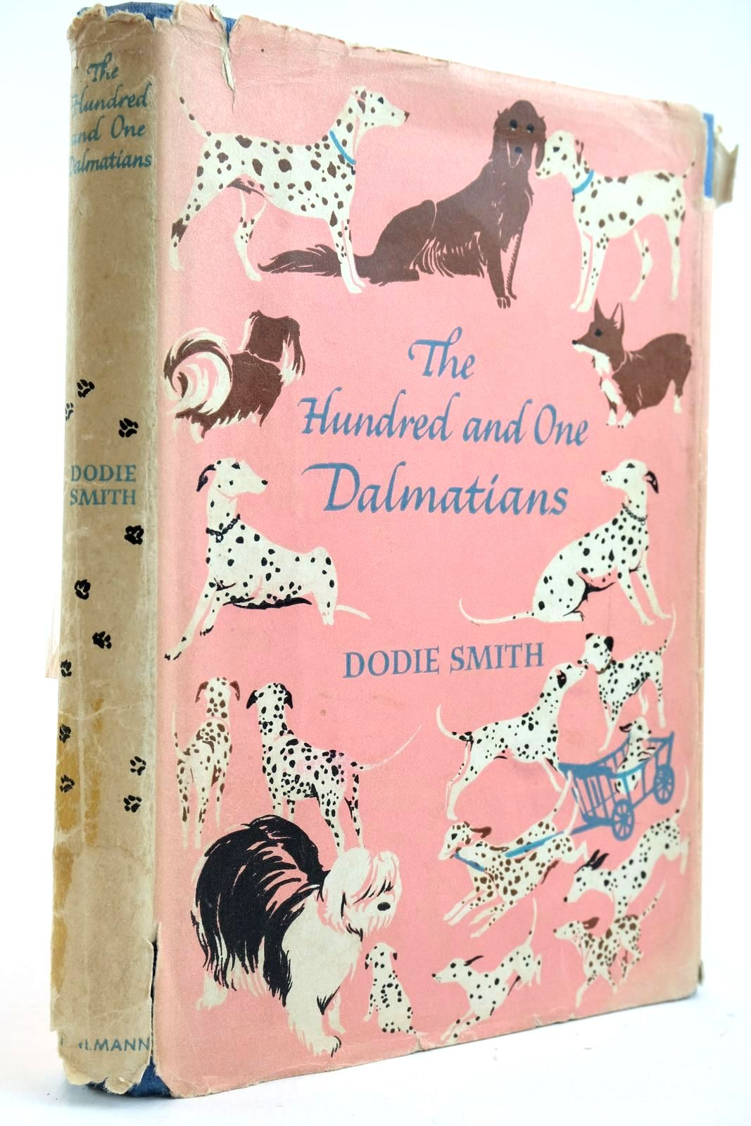 Photo of THE HUNDRED AND ONE DALMATIANS written by Smith, Dodie illustrated by Johnstone, Janet Grahame Johnstone, Anne Grahame published by Heinemann (STOCK CODE: 2132967)  for sale by Stella & Rose's Books