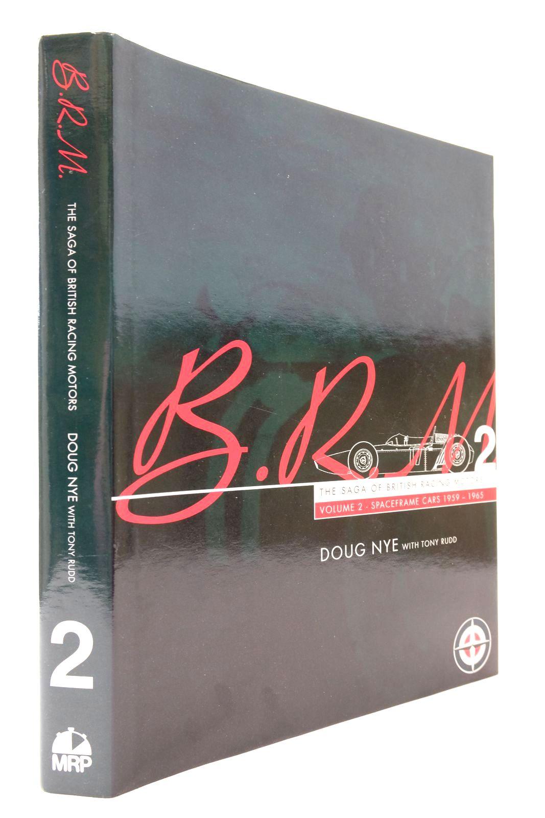 Photo of B.R.M. THE SAGA OF BRITISH RACING MOTORS VOLUME 2- Stock Number: 2132983