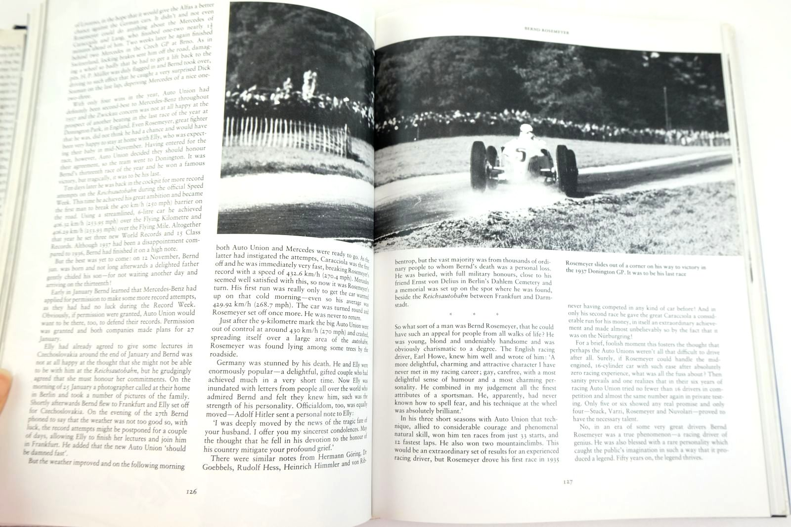 Photo of RACING THE SILVER ARROWS written by Nixon, Chris published by Transport Bookman Publications (STOCK CODE: 2132986)  for sale by Stella & Rose's Books