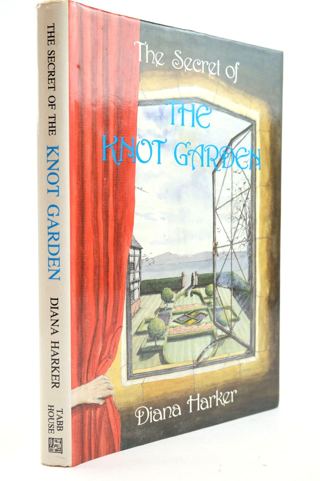 Photo of THE SECRET OF THE KNOT GARDEN written by Harker, Diana illustrated by Harker, Jonathan published by Tabb House (STOCK CODE: 2132991)  for sale by Stella & Rose's Books