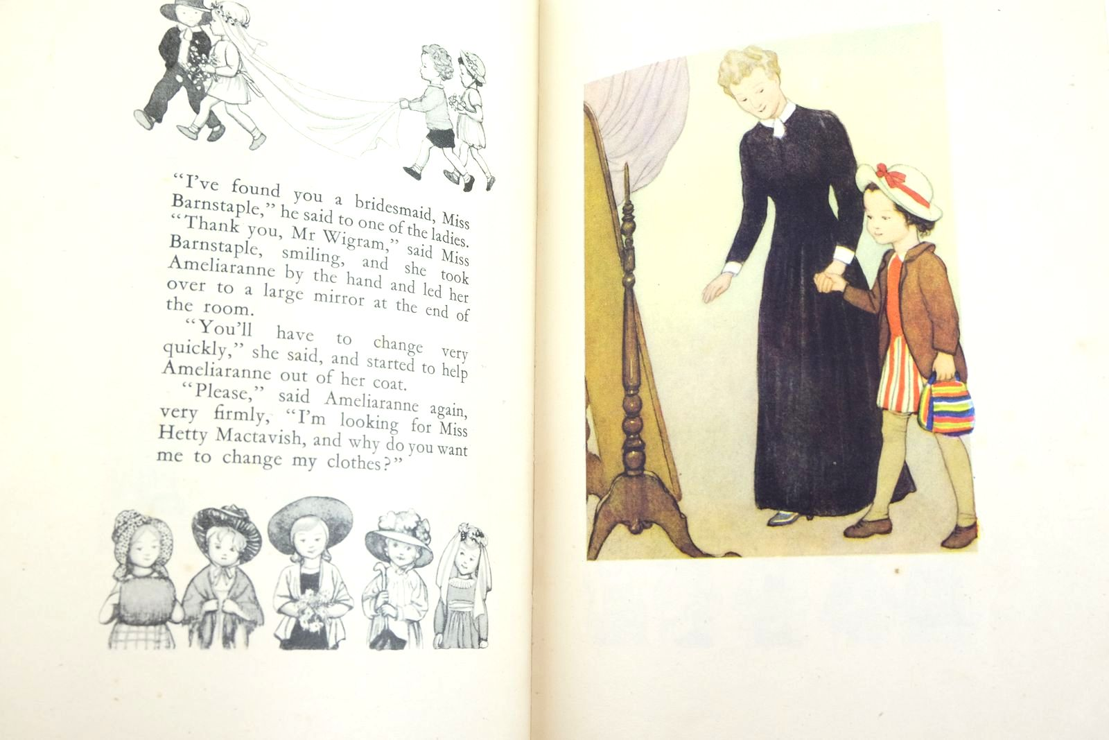 Photo of AMELIARANNE BRIDESMAID written by Morris, Ethelberta illustrated by Pearse, S.B. published by George G. Harrap & Co. Ltd. (STOCK CODE: 2132993)  for sale by Stella & Rose's Books