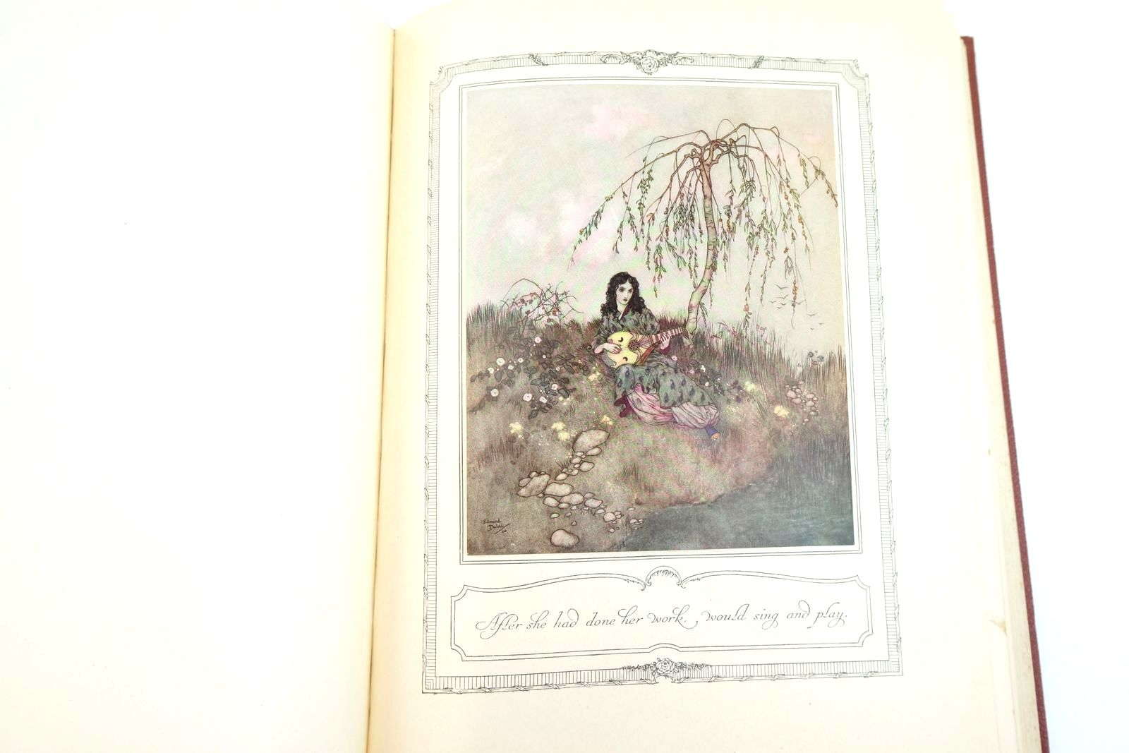 Photo of THE SLEEPING BEAUTY & OTHER FAIRY TALES FROM THE OLD FRENCH written by Quiller-Couch, Arthur illustrated by Dulac, Edmund published by Hodder & Stoughton (STOCK CODE: 2132994)  for sale by Stella & Rose's Books