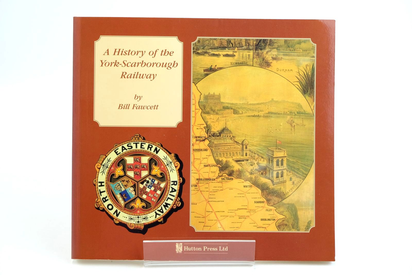 Photo of A HISTORY OF THE YORK-SCARBOROUGH RAILWAY- Stock Number: 2133000