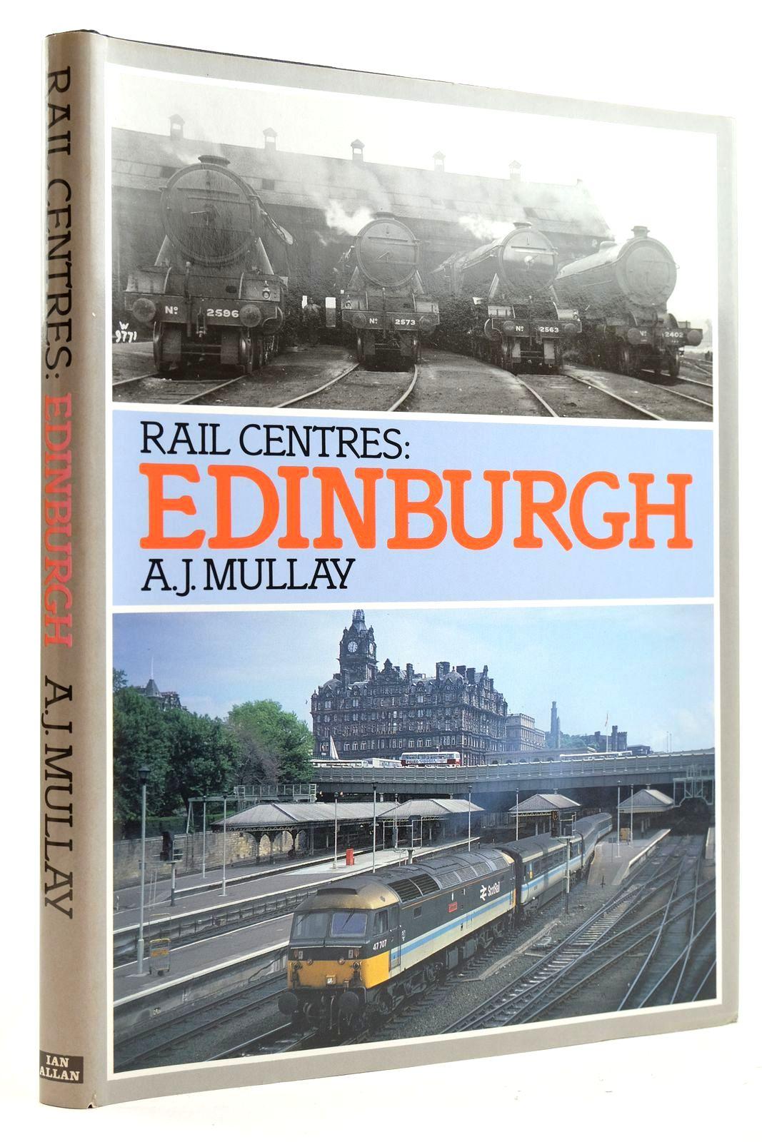 Photo of RAIL CENTRES: EDINBURGH- Stock Number: 2133005