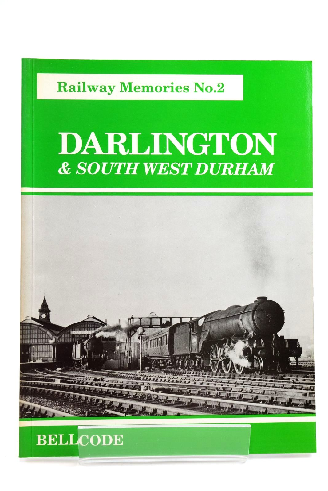 Photo of RAILWAY MEMORIES No. 2 DARLINGTON AND SOUTH WEST DURHAM- Stock Number: 2133006