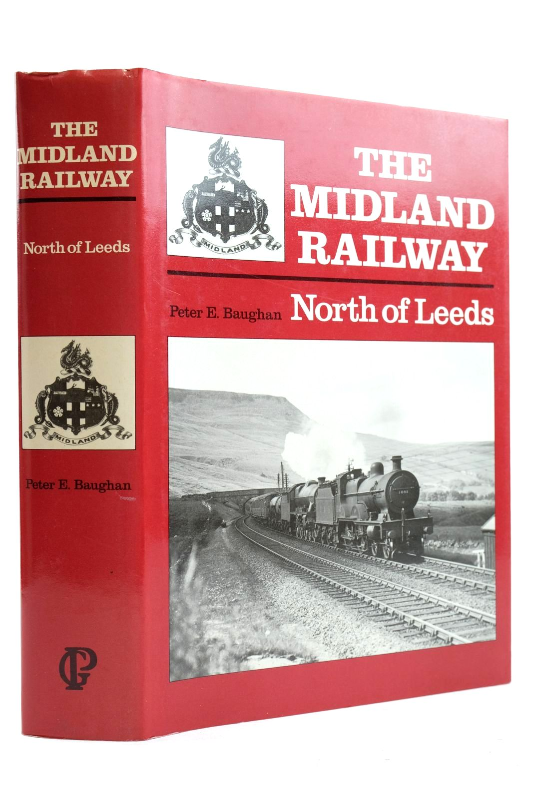 Photo of MIDLAND RAILWAY NORTH OF LEEDS written by Baughan, Peter E. published by Book Club Associates (STOCK CODE: 2133009)  for sale by Stella & Rose's Books