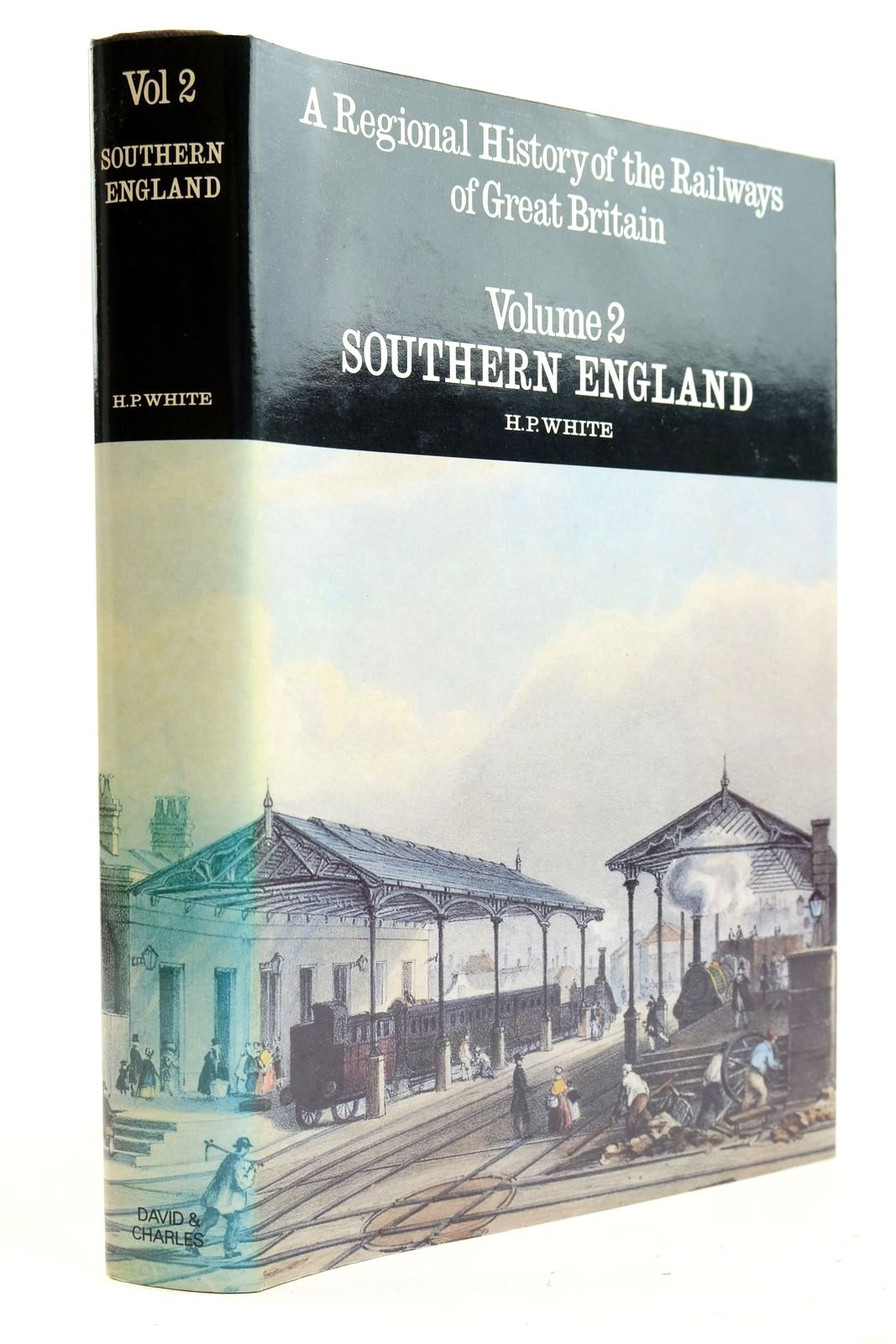 Photo of A REGIONAL HISTORY OF THE RAILWAYS OF GREAT BRITAIN VOLUME II SOUTHERN ENGLAND- Stock Number: 2133021