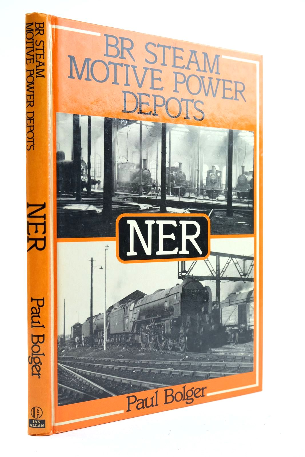 Photo of BR STEAM MOTIVE POWER DEPOTS NER- Stock Number: 2133023