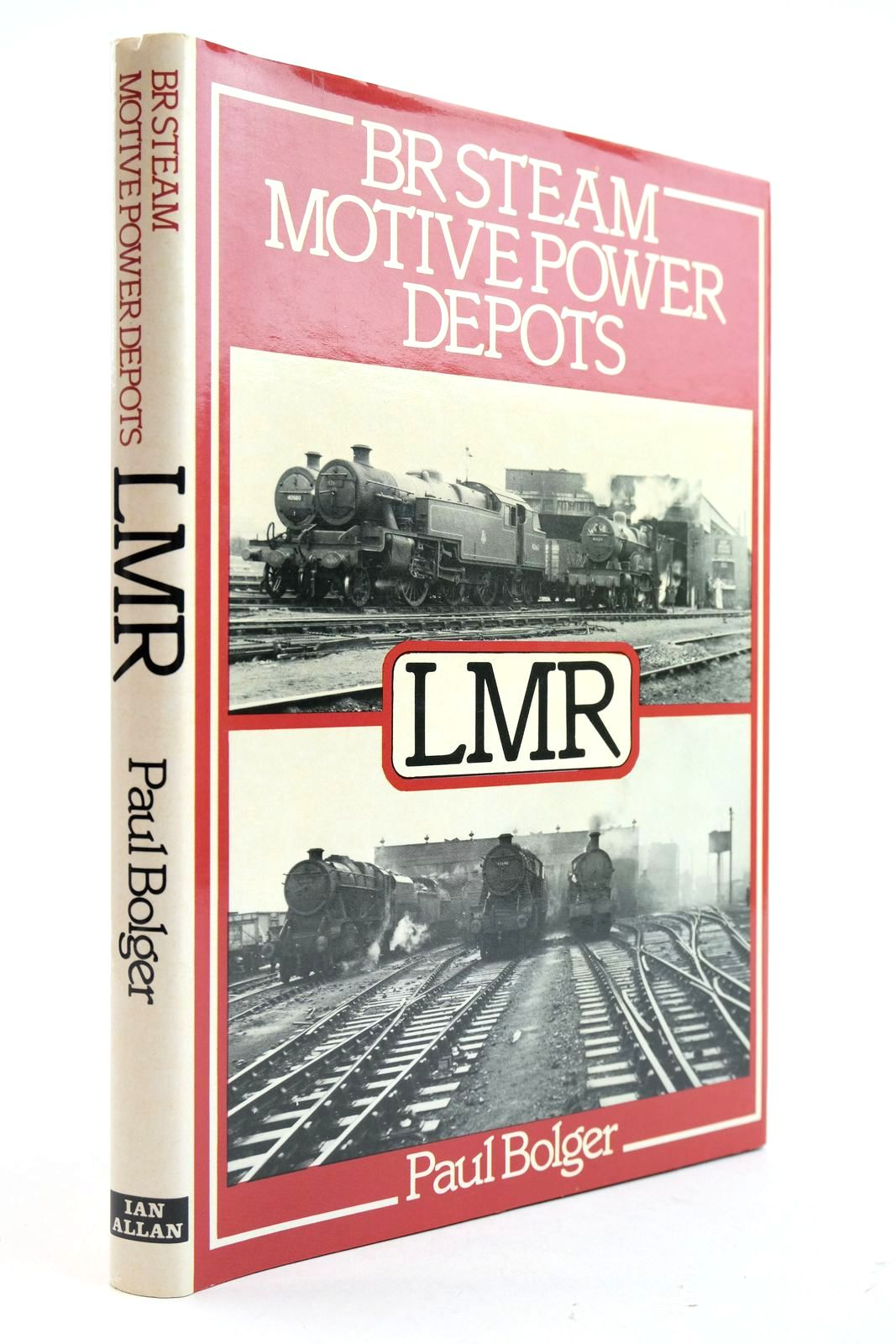 Photo of BR STEAM MOTIVE POWER DEPOTS LMR- Stock Number: 2133029