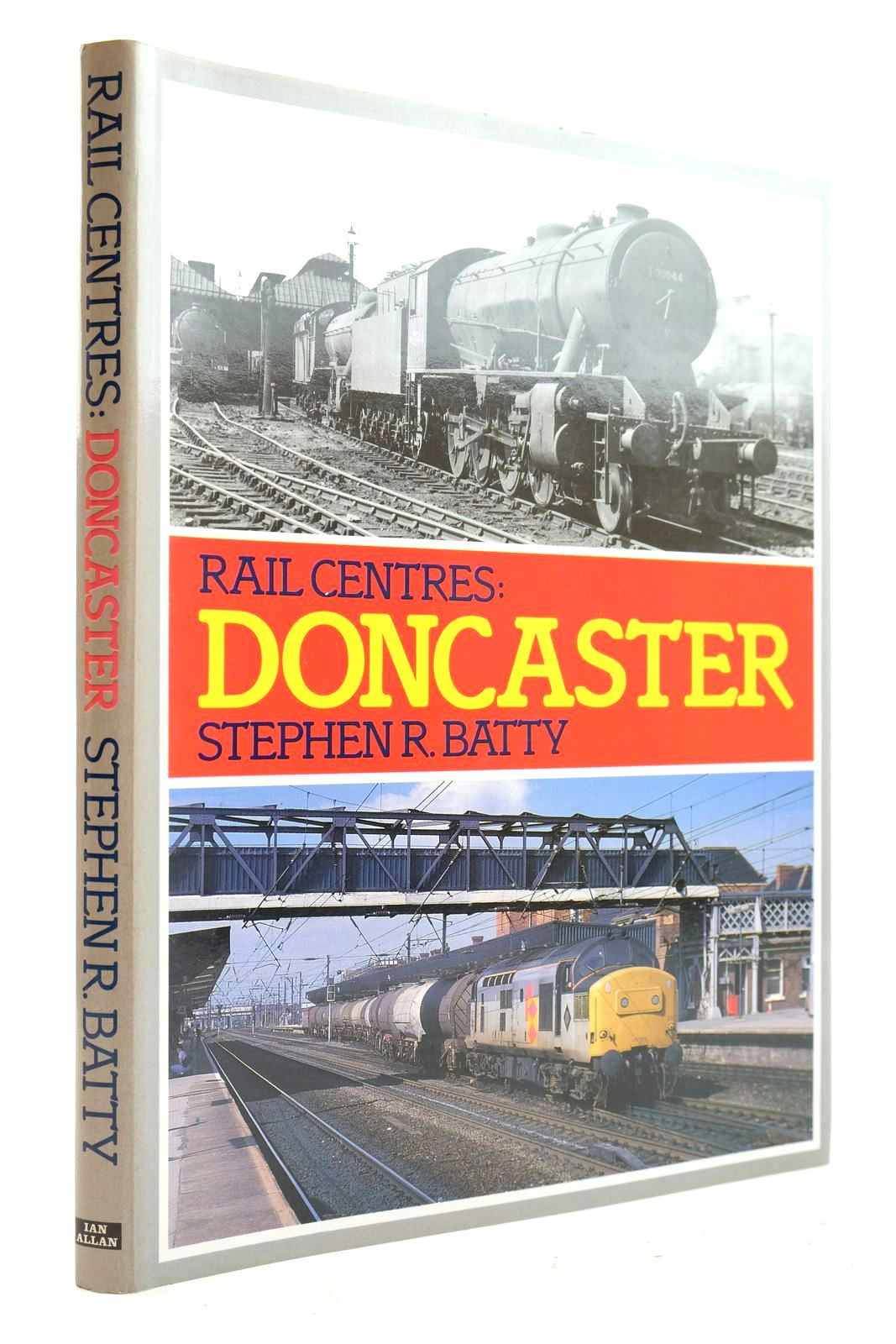 Photo of RAIL CENTRES: DONCASTER- Stock Number: 2133031