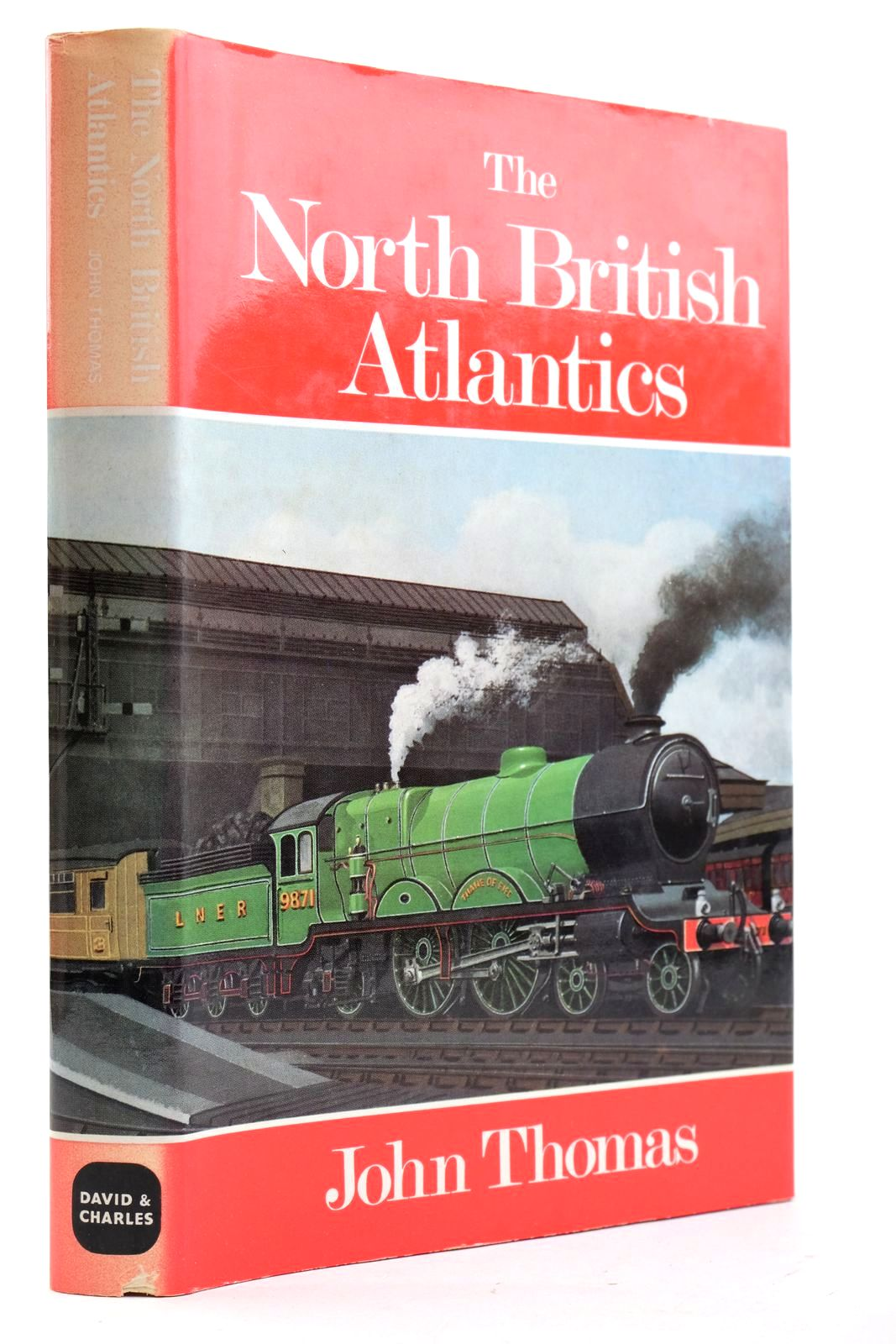 Photo of THE NORTH BRITISH ATLANTICS written by Thomas, John published by David & Charles (STOCK CODE: 2133034)  for sale by Stella & Rose's Books