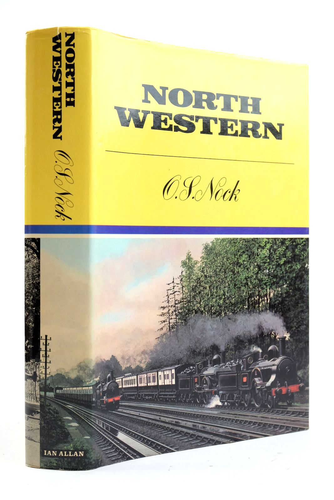 Photo of NORTH WESTERN A SAGA OF THE PREMIER LINE OF GREAT BRITAIN: 1846-1922- Stock Number: 2133043