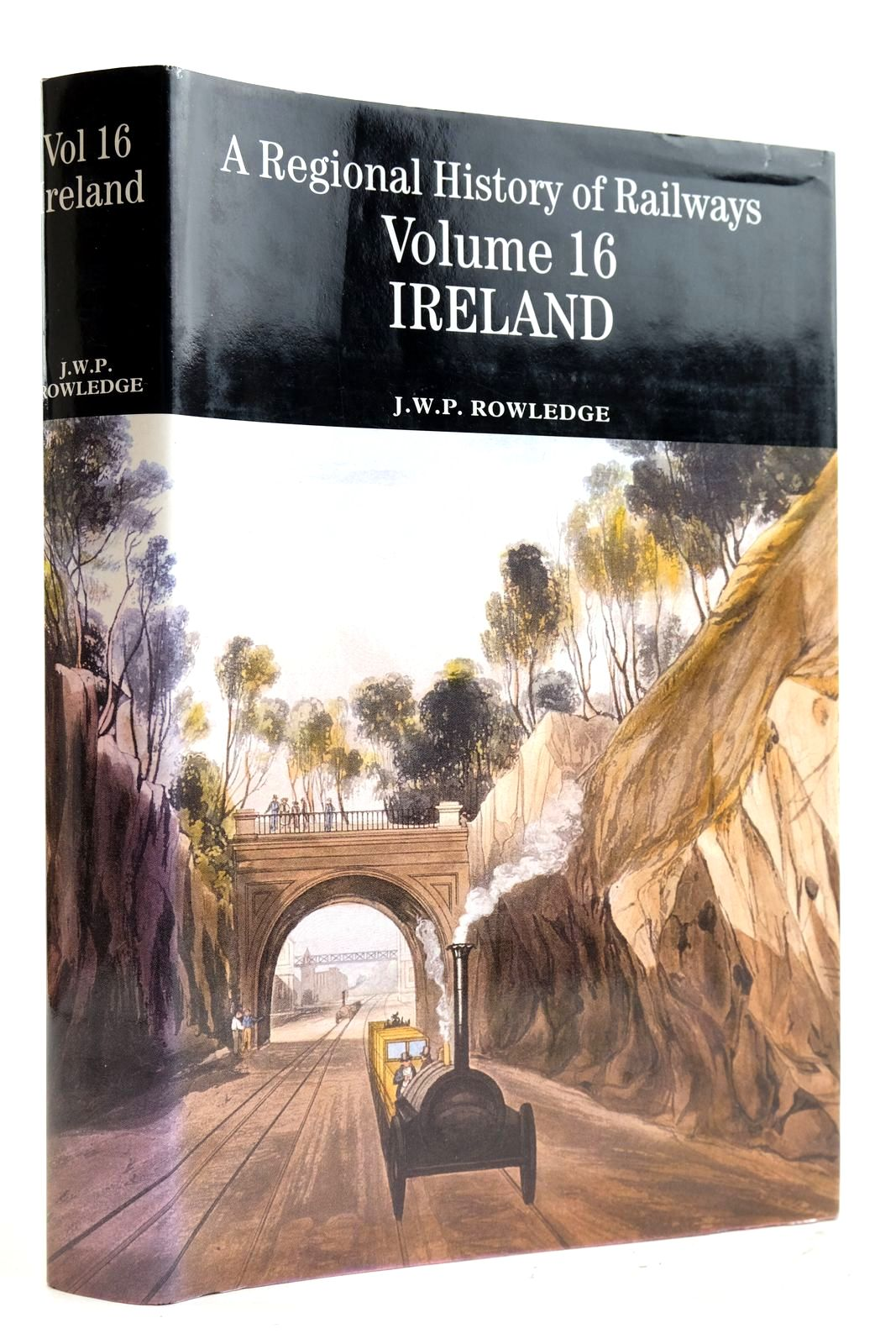 Photo of A REGIONAL HISTORY OF RAILWAYS VOLUME 16 IRELAND- Stock Number: 2133047