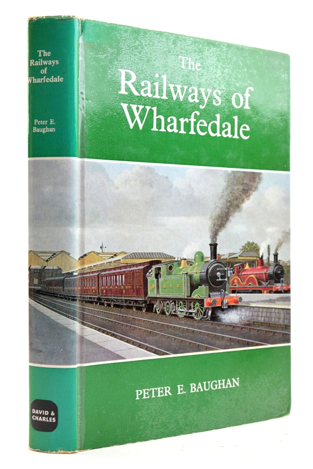 Photo of THE RAILWAYS OF WHARFEDALE written by Baughan, Peter E. published by David & Charles (STOCK CODE: 2133048)  for sale by Stella & Rose's Books