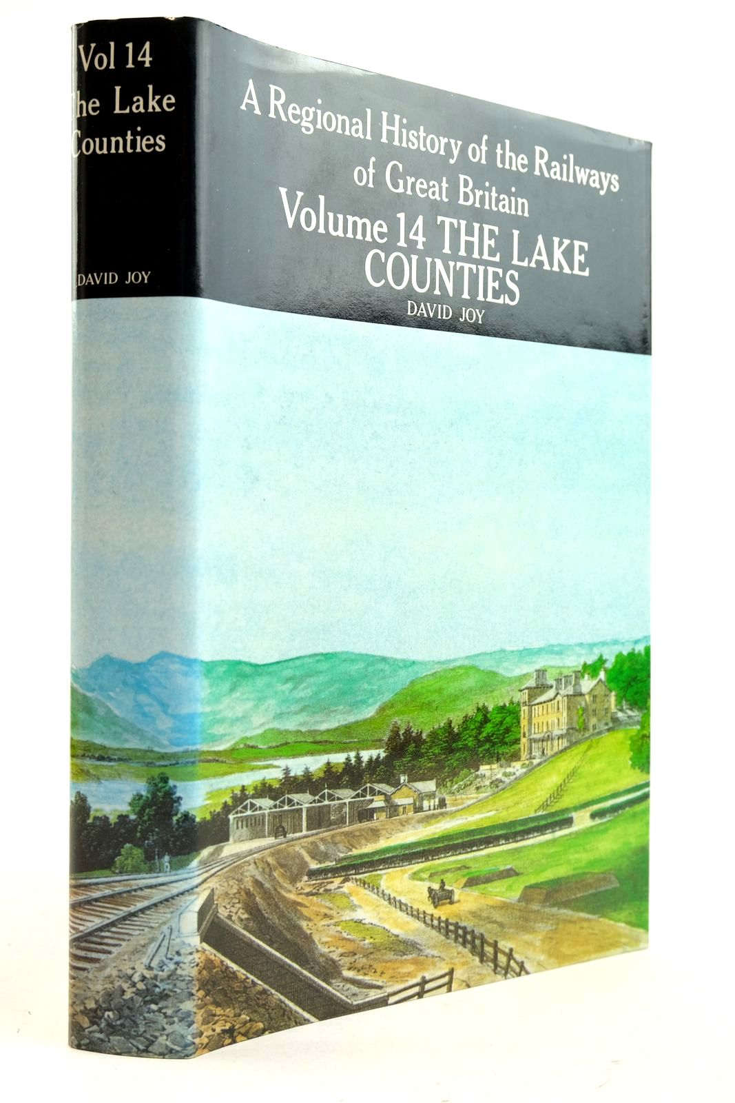 Photo of A REGIONAL HISTORY OF THE RAILWAYS OF GREAT BRITAIN VOLUME XIV THE LAKE COUNTIES- Stock Number: 2133058